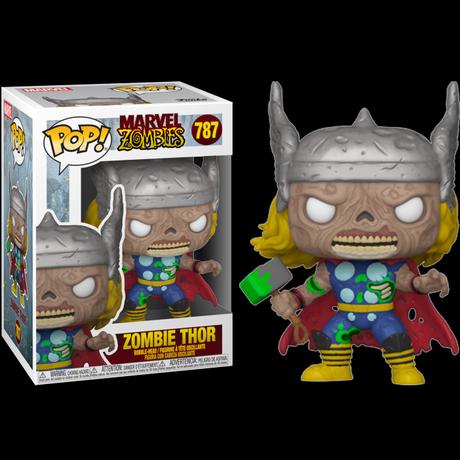 ファンコ ポップ  マーベル・ゾンビーズ  ゾンビ・ソー FUNKO POP! MARVEL ZOMBIES - Zombie Thor