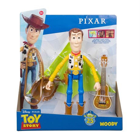 トイストーリー25周年 ウッディ アクションフィギュア  TOY STORY  25th Anniversary Woody Figure