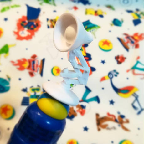 ピクサー 10色ボールペン The World of Pixar Multicolor Pen