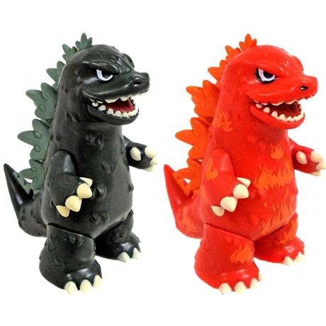 ファンコ ミステリー☆ミニ ゴジラ  3体セット Funko Godzilla Mystery Minis 3-Pack