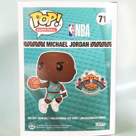 ファンコ ポップ FUNKO POP!  マイケル・ジョーダン(1996 オールスター)  FUNKO POP!  Michael Jordan  (ALL STAR)