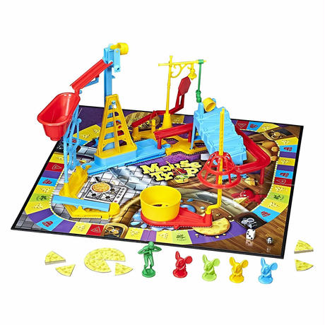 「トイストーリー」にも登場したボードゲーム「Mouse Trap Game」