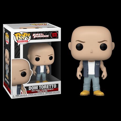 ファンコ  ポップ 「 ワイルド・スピード/ジェットブレイク」ドミニク・トレット Funko POP!  Fast & Furious 9 -Dom Toretto