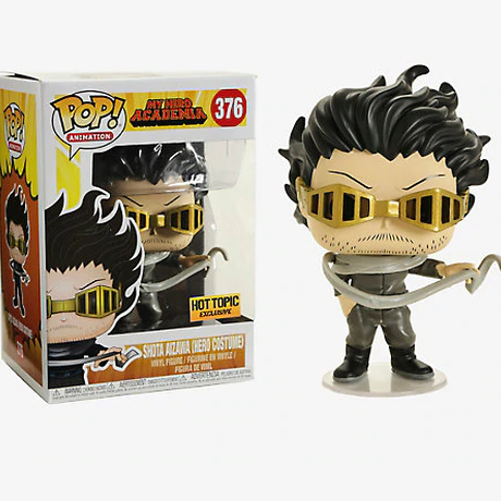 ファンコ ポップ  『僕のヒーローアカデミア』HOTTOPIC限定  相澤消太  FUNKO POP! My Hero Academia SHOTA AIZAWA (HERO COSTUME)