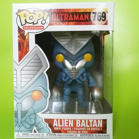 ファンコ  ポップ 「 ウルトラマン」バルタン星人 Funko POP!  ULTRAMAN - ALIEN BALTAN