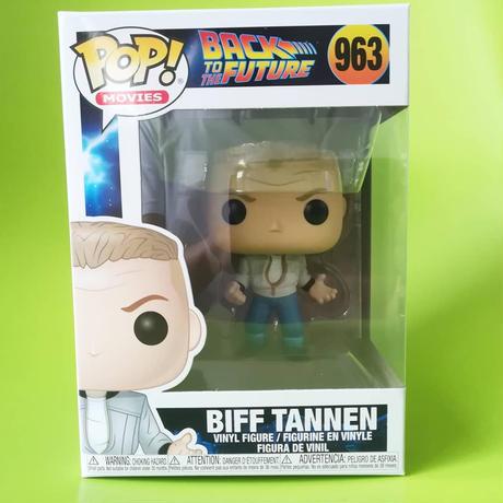 ファンコ ポップ 「バック・トゥ・ザ・フューチャー」ビフ・タネン  FUNKO POP Back to The Future - Biff Tannen