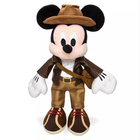 Disney Parks限定 アドベンチャーランド  ミッキーマウス  ぬいぐるみ Adventureland Mickey Mouse Plush