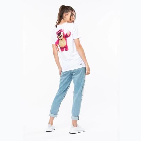 トイストーリー  ロッツォ Hype製 レディース Tシャツ  HYPE TOY STORY LOTSO  WOMENS T-SHIRT