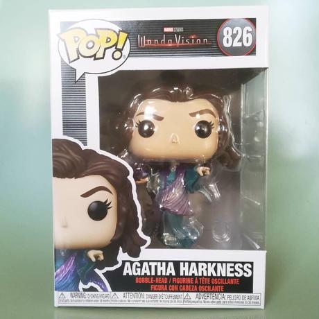 ファンコ ポップ マーベル『ワンダヴィジョン』アガサ・ハークネス Funko Pop! Marvel: WandaVision - Agatha Harkness