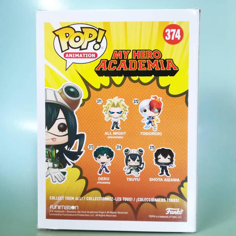 ファンコ ポップ 『僕のヒーローアカデミア』蛙吹梅雨 FUNKO POP! My Hero Academia  TSUYU