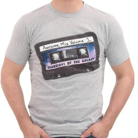 ガーディアンズオブギャラクシー メンズ Tシャツ  【MIX TAPE】