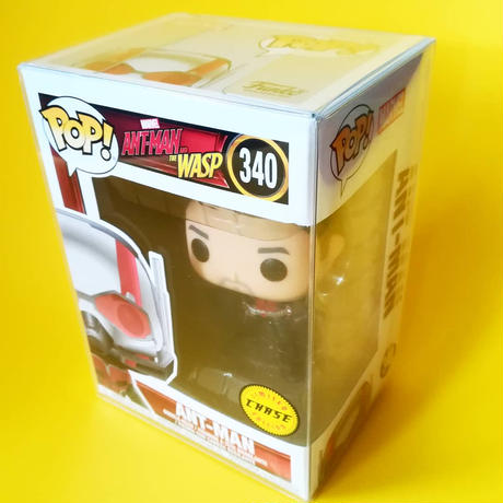 ファンコ ポップ  『アントマン & ワスプ』  Chase版 2体セット  Funko Pop! Marvel: Ant-Man & The Wasp  (CHASE) set of 2