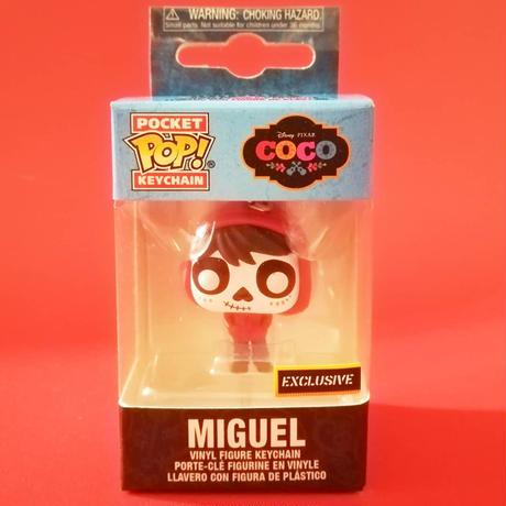 ファンコ ポップ ポケット キーチェーン ピクサー『リメンバーミー』ミゲル FUNKO POP!POCKET  Pixar Coco  Miguel