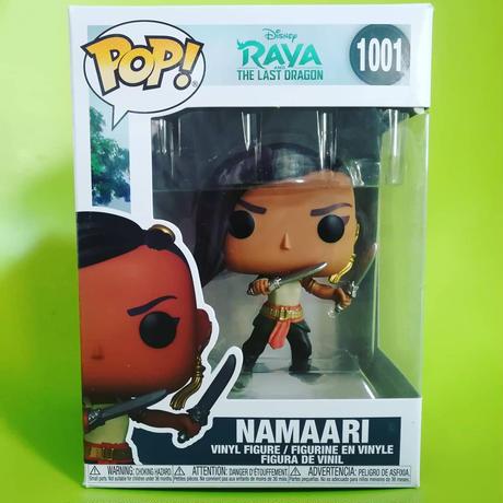 ファンコ ポップ ディズニー『ラーヤと龍の王国』ナマーリ Funko POP! Disney Raya and The Last Dragon - Namaari
