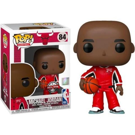 ファンコ ポップ FUNKO POP!  マイケル・ジョーダン (ウォームアップスーツ) FUNKO POP!  Michael Jordan  Warm-Up Suit