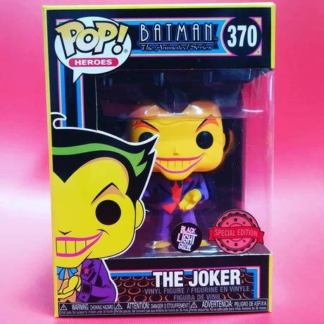 ファンコ ポップ DCコミックス ブラックライト シリーズ 3種セット Funko Pop!DC COMICS:BLACK LIGHT Series