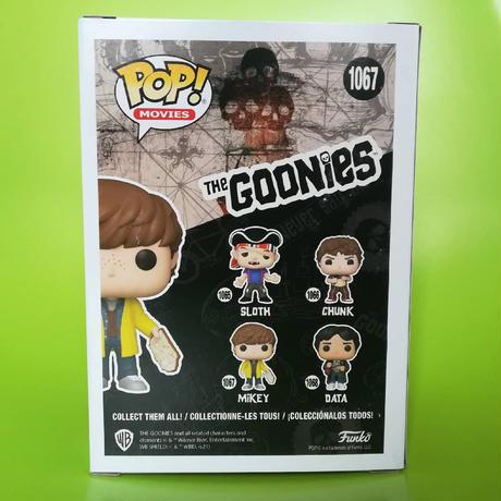 ファンコ ポップ 『グーニーズ』マイキー Funko POP Movies: The Goonies- Mikey