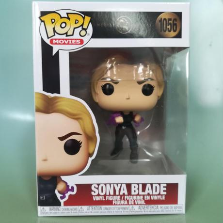 ファンコ ポップ  映画『モータルコンバット』コール・ヤング   Funko Pop! Movies: Mortal Kombat - Sonya Blade