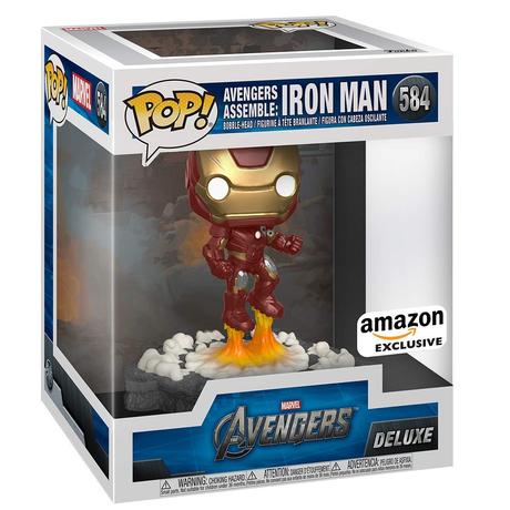 ファンコ ポップ DX アベンジャーズ アッセンブルシリーズ アイアンマン Funko Pop!Avengers Assemble Series - Iron Man
