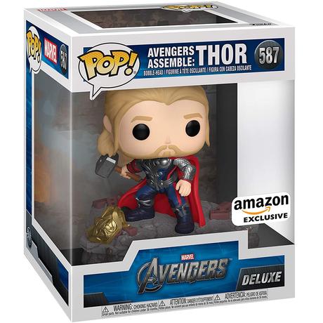 ファンコ ポップ DX アベンジャーズ アッセンブルシリーズ  ソー Funko Pop!Avengers Assemble Series - Thor
