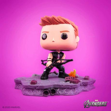 ファンコ ポップ DX アベンジャーズ アッセンブルシリーズ  ホークアイ Funko Pop!Avengers Assemble Series - Hawkeye