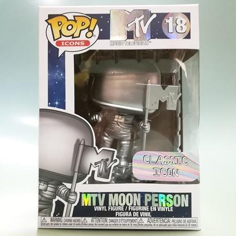 ファンコ ポップ  MTV ムーン・パーソン FUNKO  POP!   MTV Moon Person