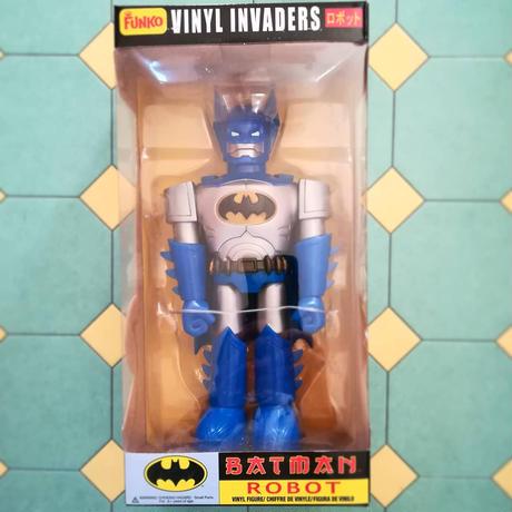 2012 FUNKO Vinyl Invaders - Batman: Batman Robot  ファンコ ビニール・インベーダー 『バットマン』 バットマン・ロボット
