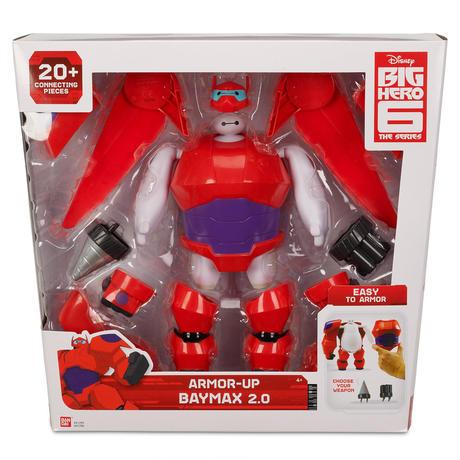 ベイマックス USバンダイ アーマー・アップ ベイマックス 2.0  Bandai Big Hero 6 Armor-Up Baymax