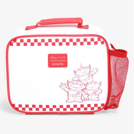 トイストーリー ラウンジフライ  ピザプラネット  ランチバッグ      Toy Story Loungefly PizzaPlanet Lunchbag