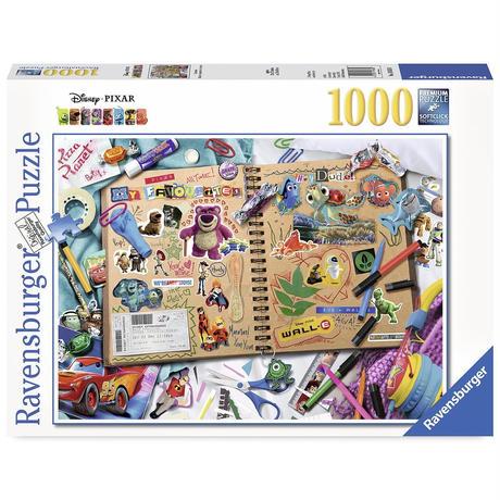 ピクサー 1000ピース ジグソーパズル