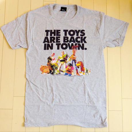 トイストーリー  The Toys are Back in Town Tシャツ【MENS】