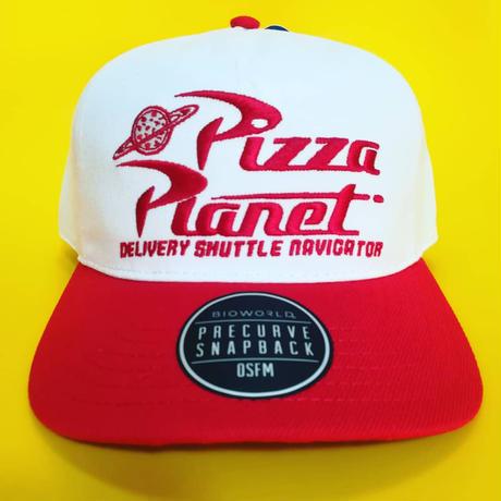 トイストーリー PIZZA PLANET Snapback Cap ピザ・プラネット スナップバック・キャップ