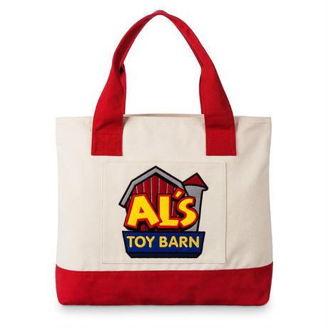 トイストーリー アルズトイバーン トートバッグ  Toy Story Al's Toy Barn Large Tote Bag
