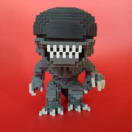 ファンコ ポップ『エイリアン』 ゼノモーフ 8ビット Funko Pop! Alien  8-Bit Xenomorph