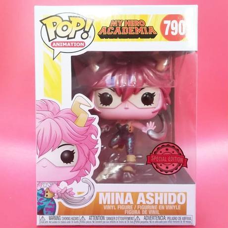 ファンコ ポップ 『僕のヒーローアカデミア』芦戸三奈【メタリック版】    FUNKO POP! My Hero Academia   Mina Ashido Metallic