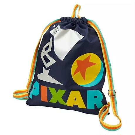 ピクサー シンチパック Pixar Lamp and Pixar Ball Cinch Sack