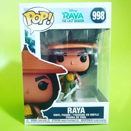 ファンコ ポップ ディズニー『ラーヤと龍の王国』ラーヤ Funko POP! Disney Raya and The Last Dragon - Raya
