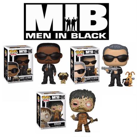 ファンコ ポップ  『メン・イン・ブラック』 3体セット FUNKO  POP!Men In Black  MIB  set of 3