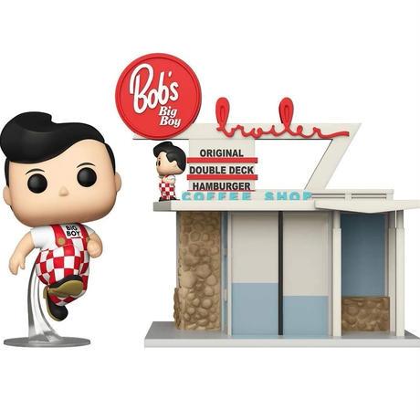 ファンコ ポップ  Funko POP!  Bob's Big Boy Restaurant with Big Boy