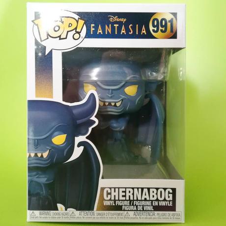 ファンコ ポップ  ディズニー『ファンタジア』80周年記念 チェルナボーグ   FUNKO POP! Fantasia 80th Anniversary - Chernabog