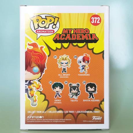 ファンコ ポップ  『僕のヒーローアカデミア』  轟焦凍  FUNKO POP! My Hero Academia Todoroki