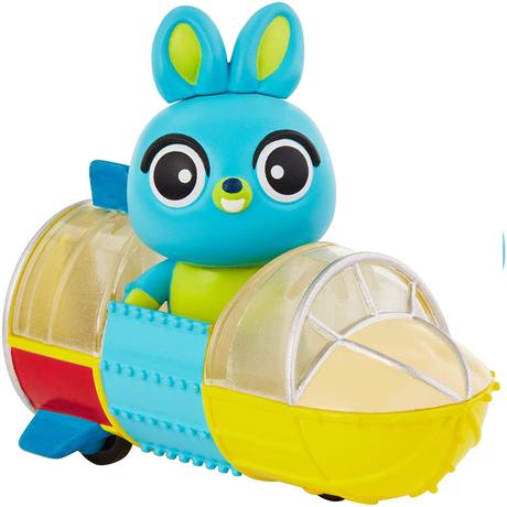 トイストーリー4  マテル社 ミニズ   バニー&カーニバル・ロケット Toy Story 4 Minis Bunny & Carnival Rocket Mini Figure Set