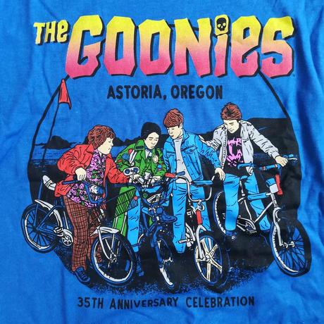 アストリア限定『グーニーズ』 35周年記念 メンズ Tシャツ