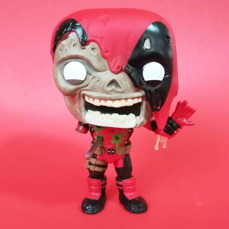 ファンコ ポップ  マーベル・ゾンビーズ  ゾンビ・デッドプール FUNKO POP! MARVEL ZOMBIES - Zombie Deadpool