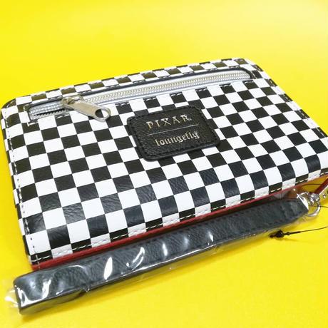 ピザプラネット PIZZA PLANET ラウンジフライ製 スマホも入るウォレット/財布