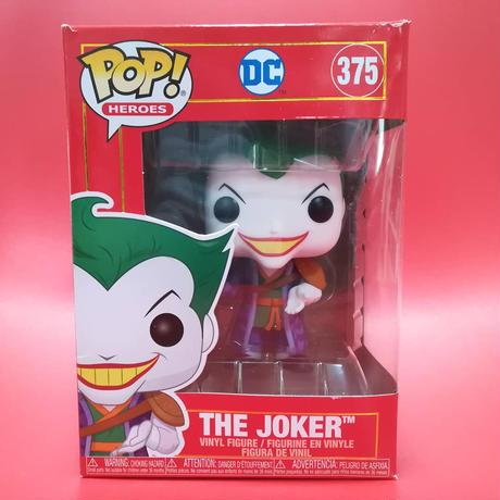 ファンコ  ポップ DCヒーローズ インペリアル・パレス シリーズ ジョーカー   FUNKO POP!DC Heroes  Imperial Palace The Joker