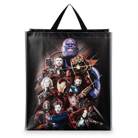 マーベル  アベンジャーズ インフィニティウォー トートバッグバックパック  Avengers: Infinity War Reusable Tote Bag Backpack