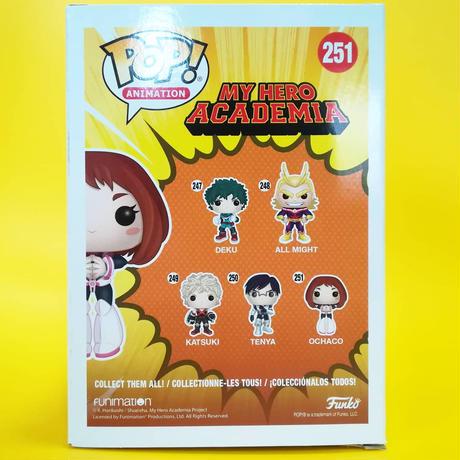 ファンコ ポップ 『僕のヒーローアカデミア』麗日お茶子 FUNKO POP! My Hero Academia  OCHACO