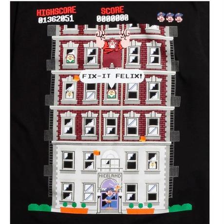 シュガーラッシュ 『WRECK-IT RALPH ARCADE GAME』Tシャツ