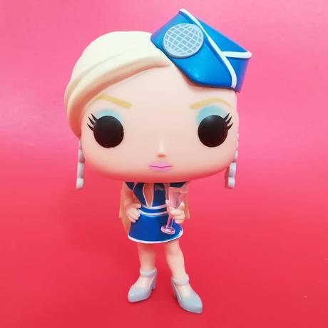 ファンコ ポップ  ブリトニー・スピアーズ    Funko Pop! Rocks: Britney Spears - Toxic Stewardess